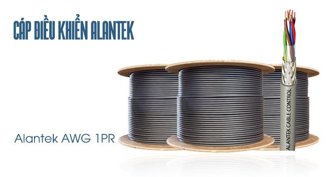 Cáp điều khiển Alantek 16AWG 1Pair