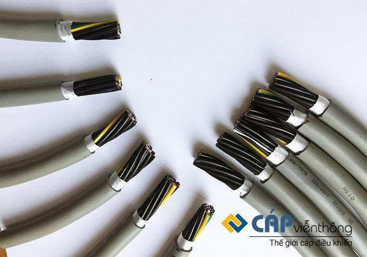 cáp điều khiển altek kabel ct-500 1.0 qmm