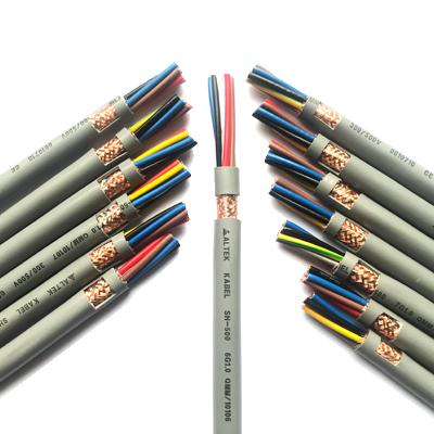 Cáp điều khiển có lưới SH-500 1.5mm2 chính hãng giá rẻ
